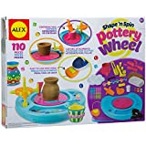 ALEX Toys Artist Studio Deluxe Shape N Spin Pottery Wheel