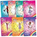 Rainbow Magic: Showtime Fairies Pack, 7 books, RRP �27.93 (Alesha The Acrobat Fairy; Amelia The Singing Fairy; Darcey The Dance Diva Fairy; Isla The Ice Star Fairy; Leah The Theatre Fairy; Madison the Magic Show Fairy; Taylor The Talent Show Fairy).