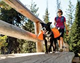 Ruffwear Approach Dog Backpack, Large/X-Large, Campfire Orange