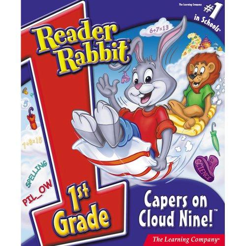 Reader Rabbit 1st Grade Capers On Cloud Nine [Download] image