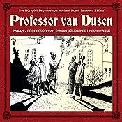 Professor van Dusen zündet ein Feuerwerk (Professor van Dusen - Die neuen Fälle 7) | Michael Koser
