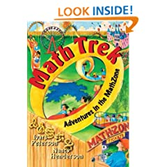 Holt McDougal Library: Math Trek: Adventures in the Math Zone Grades 6-8
