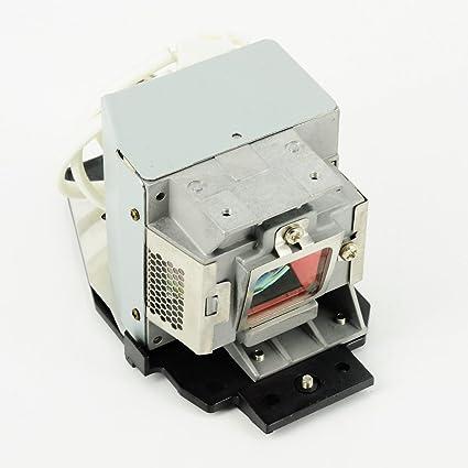 haiwo 5J.J3A05.001Projecteur de haute qualité compatible Ampoule de rechange avec boîtier pour projecteur BenQ MW881UST/mx712ust/mx880st/MX880UST.