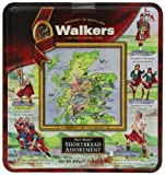 Walkers Highland Game Assorted Shortbread 450 g (Pack of 2)