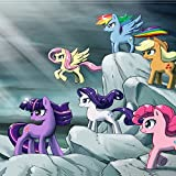 Printhook My Little Pony With Friends Coon Character- A3 Size Poster Art