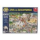 Diset - 01491 - Puzzle - Le Zoo - 1000 Pièces