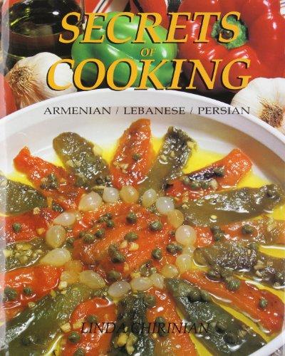 Secrets of cooking armenian lebanese persian for Armenian cuisine cookbook