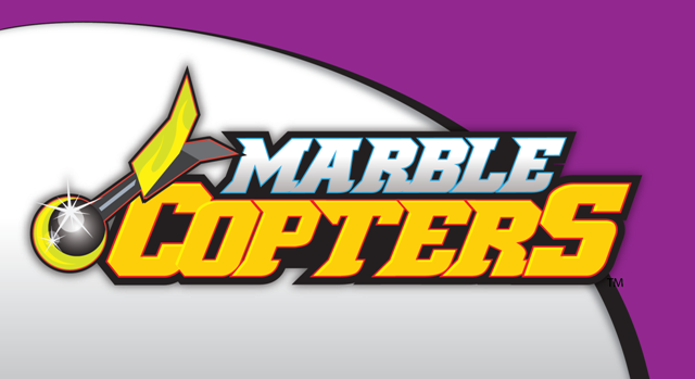 Marble Copters Logo