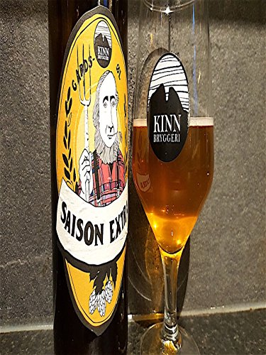 Kinn Saison Extra By Kinn Bryggeri | Norwegian Craft Beer Review