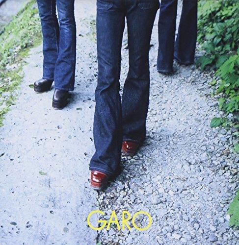 GOLDEN☆BEST/GARO アンソロジー 1971~1977