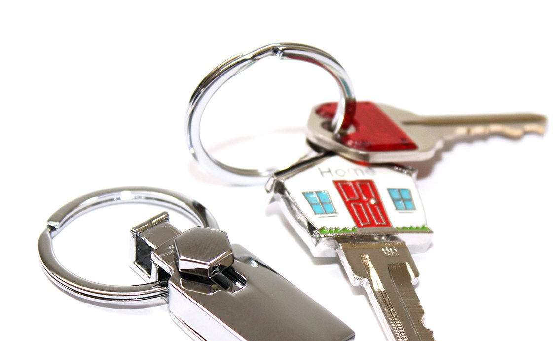 Amazon.com: Mehr® Premium Valet Key Chain - Smart Detachable ...