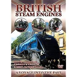 British Steam Engines: GWR9351 & More