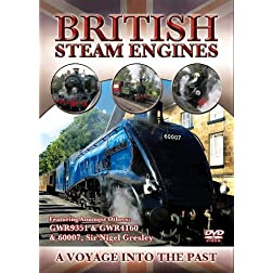 British Steam Engines: GWR9351 & More