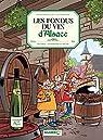 Les fondus du vin d'Alsace