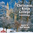 KINGS COLLEGE CHOIR - CHRISTMAS AT KINGS COLLEGE CAMBRIDGE