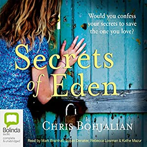 Secrets of Eden Audiobook