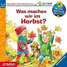 Was machen wir im Herbst? (Wieso? Weshalb? Warum? junior) Hörspiel von Andrea Erne Gesprochen von: Marion Elskis, Julia Bareither