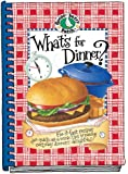 What's For Dinner? Cookbook (Everyday Cookbook Collection)