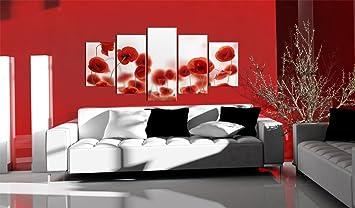 impression sur toile 100x50 cm cm 5 parties image sur sur toile images photo. Black Bedroom Furniture Sets. Home Design Ideas