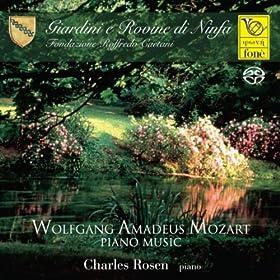 Mozart : Piano Music