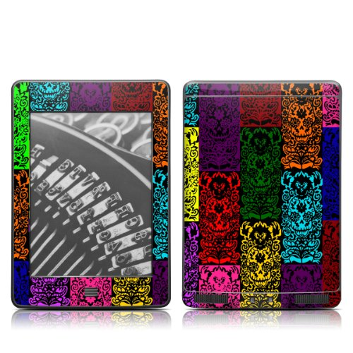 Decalgirl Kindle Touch Skin -  Papel Picado (does