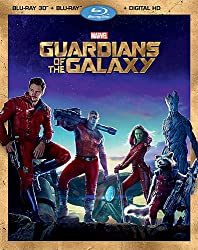 Guardians of the Galaxy [Blu-ray 3D + Blu-ray + Digital Copy] (Bilingual)