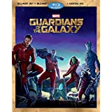 Chris Pratt (Actor), Zoe Saldana (Actor), James Gunn (Director) | Format: Blu-ray  (613) Release Date: December 9, 2014  Buy new:  $39.99  $19.99