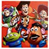 Toy Story 3  3D Lunch Napkins 16 count
