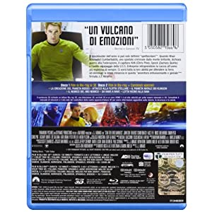 Into darkness - Star Trek(3D+2D) [(3D+2D)] [Import anglais]