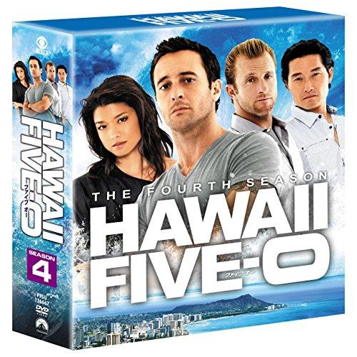 Hawaii Five-0 シーズン4 <トク選BOX>(11枚組) [DVD]