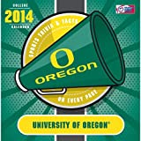 Turner - Perfect Timing 2014 Oregon Ducks Box Calendar (8051178)