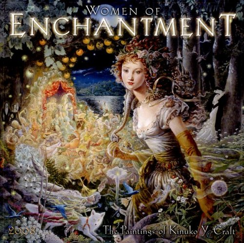 Women of Enchantment 2008 Calendar