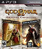 God of War Origins Collections - PlayStation 3 Standard Edition