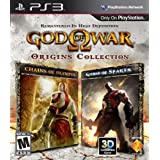 God of War Origins Collection - Playstation 3 ~ Sony Computer...