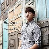 「Tiramisu love」【初回限定盤】(Type-A)(CD+DVD 2枚組)