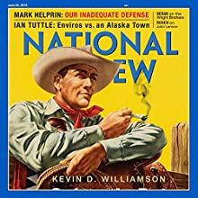National Review, June 22, 2015 (       UNABRIDGED) by National Review Narrated by Mark Ashby