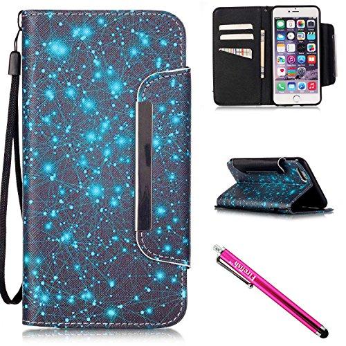 custodia-iphone-5-5s-se-firefish-slot-per-schede-kickstand-flip-folio-portafoglio-custodia-in-pelle-