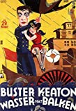 Steamboat Bill, Jr. Poster Movie Swedish 11x17 Buster Keaton Ernest Torrence Marion Byron Tom Lewis