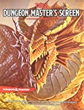 D&D Dungeon Masters Screen (D&D Accessory)