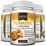 NEW TURMERIC CURCUMIN Capsules - Powerfull Antioxidant - Removes Toxins - 100% Natural - Anti-inflammatory - Supports Healthy Joints and Liver - Revieves Joint & Arthritis Pain - 100% LIFETIME MONEY BACK GUARANTEE - ORDER RISK FREE!