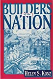 img - for Builders of the Nation book / textbook / text book