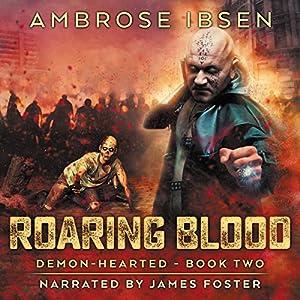 Roaring Blood Audiobook