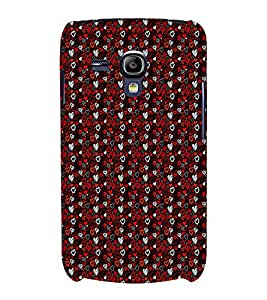 EPICCASE types of hearts Mobile Back Case Cover For Samsung Galaxy S3 Mini (Designer Case)