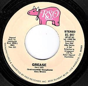 Frankie Valli Gary Brown Grease