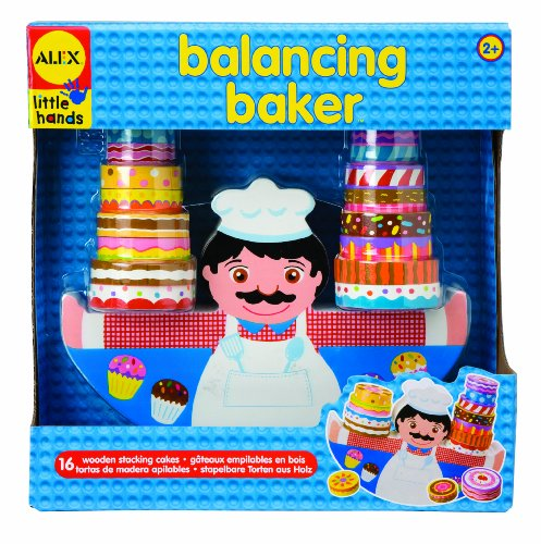 ALEX Toys Little Hands Balancing Baker