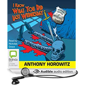 I Know What You Did Last Wednesday (Unabridged)
