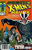 img - for Marvel Comics Presents #26 : Havok, Black Panther, Coldblood, & the Hulk (Marvel Comics) book / textbook / text book