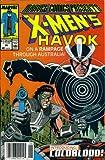 img - for Marvel Comics Presents #26 : Havok, Black Panther, Coldblood, & the Hulk book / textbook / text book
