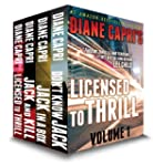 Licensed to Thrill Volume 1:  Four Le...