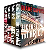 Licensed to Thrill: Volume 1 (Boxed Set)